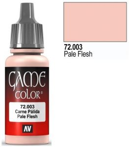 Vallejo Game Color 72003 - Pale Flesh 17ml.