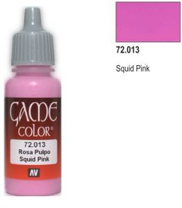 Vallejo Game Color 72013 - Squid Pink 17ml.
