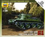 Zvezda 6129 Soviet Tank BT-5 1:100 Art of Tactic