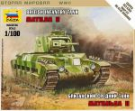 Zvezda 6171 British Tank Matilda MK II 1:100 Art of Tactic