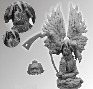Scibor 28SF0074 Angel of Death 28mm