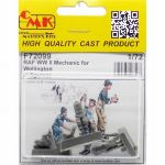 CMK F72099 WWII RAF Mechanics For Wellington 1:72