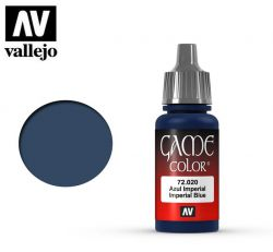 Vallejo Game Color 72020 Imperial Blue 17ml.