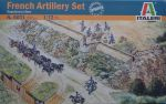 Italeri 6031 French Artillery Set (Napoleonics Wars) 1:72