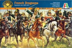 Italeri 6015 French Dragoons - Napoleonic War 1:72