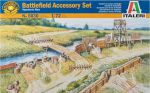 Italeri 6030 Battlefield Accessory Set (Napoleonic wars) 1:72