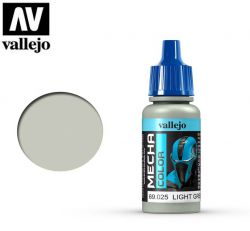Vallejo Mecha Color 69025 Light Green 17ml - Farba do aerografu