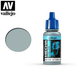 Vallejo Mecha Color 69024 Stone Grey 17ml - Farba do aerografu