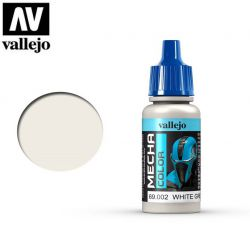 Vallejo Mecha Color 69002 White Grey 17ml - Farba do aerografu