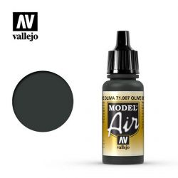 Vallejo Air 71007 Olive Green 17ml