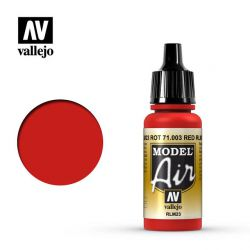 Vallejo Air 71003 Red RLM23 17ml.
