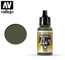Vallejo Air 71017 Russian Green 4BO 17ml.