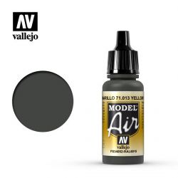 Vallejo Air 71013 Yellow Olive 17ml.