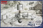 Roden 008 Austro-Hungarian helicopter PKZ-2 1:72