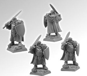 Scibor 28FM0099 Knight Jurand 28mm