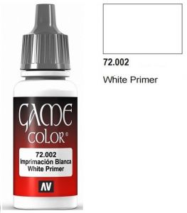 Vallejo Game Color 72002 - White Primer 17ml.