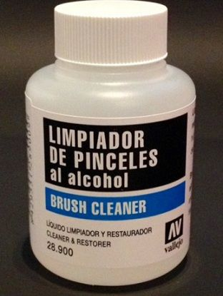 Vallejo 28900 - Brush Cleaner 85ml.