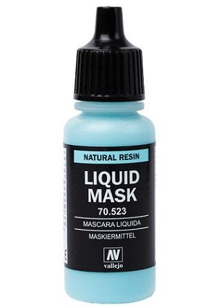 Vallejo 70523 - Liquid Mask MC197. 17ml