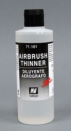 Vallejo 71161 Airbrush Thinner 200ml