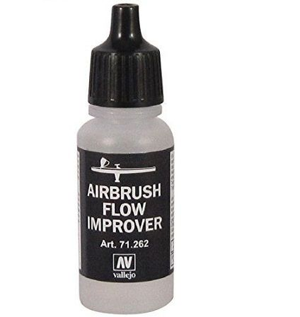 Vallejo 71262 - Airbrush Flow Improver. 17ml