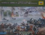 Zvezda 6177 Historical Wargame World War II - Barbarossa 1941 Battle for the Danube, Art of Tactic