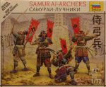 Zvezda 6404 Samurai Archers 1:72 Art of Tactic