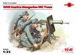 ICM 35697 WWI Austro-Hungarian MG Team 1:35