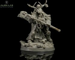 Alien Lab Miniatures Leshy 28mm - Leszy