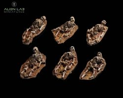 Alien Lab Miniatures Skeletons 1# [6szt] 28/32mm - Szkielety