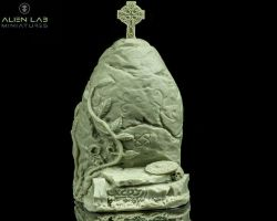 Alien Lab Miniatures T008 Menhir