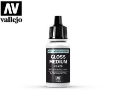 Vallejo 70470 Gloss Medium MC190 17ml