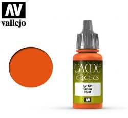 Vallejo Game Color 72131 Rust 17ml.