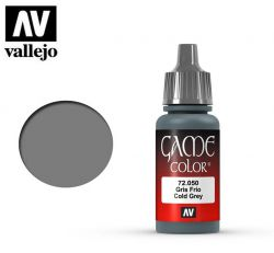 Vallejo Game Color 72050 Cold Grey 17ml.