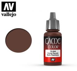 Vallejo Game Color 72044 Dark Fleshtone 17ml.