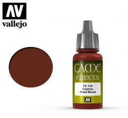 Vallejo Game Color 72133 Dried Blood 17ml