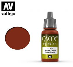 Vallejo Game Color 72132 Fresh Blood 17ml