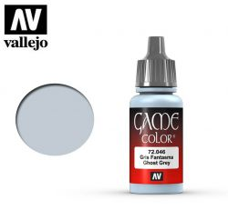 Vallejo Game Color 72046 Ghost Grey 17ml.