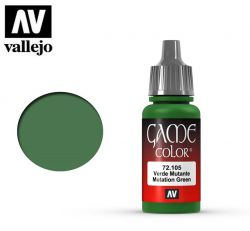 Vallejo Game Color 72105 Mutation Green 17ml