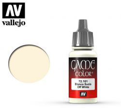 Vallejo Game Color 72101 Off White 17ml