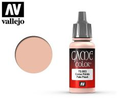Vallejo Game Color 72003 Pale Flesh 17ml.
