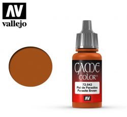 Vallejo Game Color 72042 Parasite Brown 17ml.