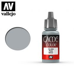 Vallejo Game Color 72052 Silver 17ml.