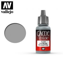 Vallejo Game Color 72049 Stonewall Grey 17ml.