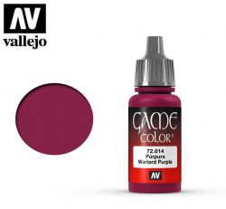 Vallejo Game Color 72014 Warlord Purple 17ml.