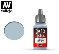 Vallejo Game Color 72047 Wolf Grey 17ml.