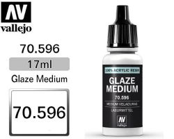 Vallejo 70596 Glaze Medium MC195. 17ml