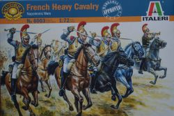 Italeri 6003 French Heavy Cavalry - Napoleonic wars 1:72