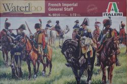 Italeri 6016 French Imperial General Staff 1:72