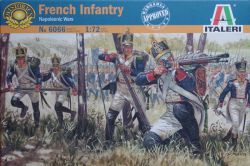 Italeri 6066 French Infantry - Napoleonic Wars 1:72