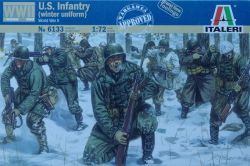 Italeri 6133 U.S. Infantry (Winter Uniform) WWII 1:72